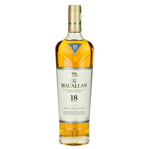 MACALLAN 18 YR FINE OAK TRIPLE CASK - The Whiskey Dealer