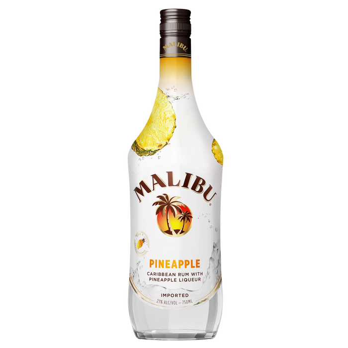 MALIBU PINEAPPLE - The Whiskey Dealer