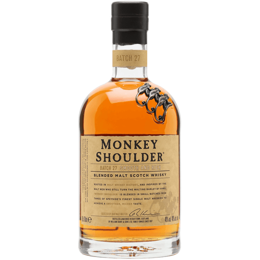 MONKEY SHOULDER - The Whiskey Dealer