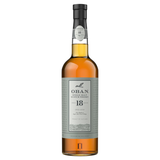 OBAN SCOTCH 18 YR - The Whiskey Dealer