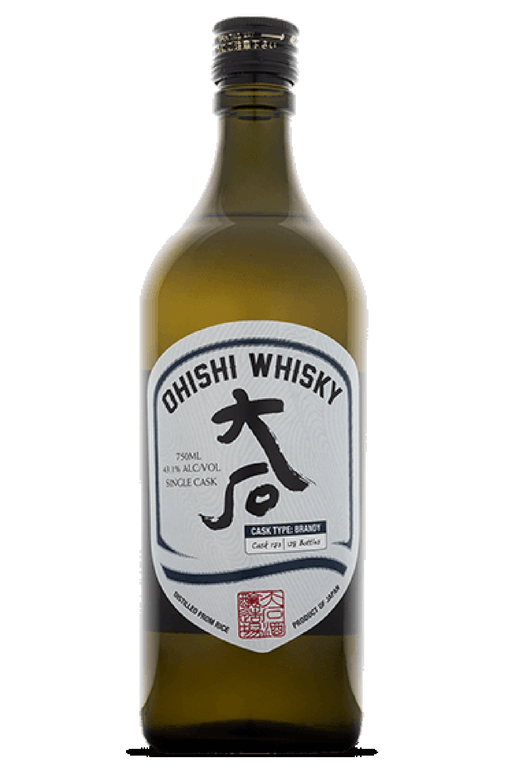 OHISHI BRANDY CASK - The Whiskey Dealer