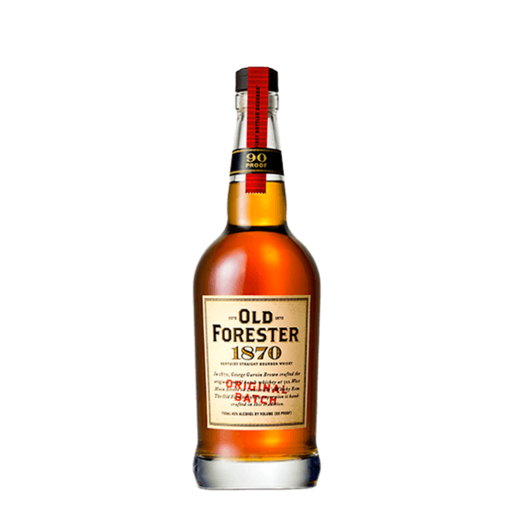 OLD FORESTER 1870 ORIGINAL BATCH - The Whiskey Dealer