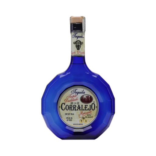 Corralejo Tequila Reposado Triple Distilled