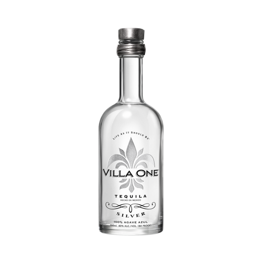 Villa One Silver - The Whiskey Dealer