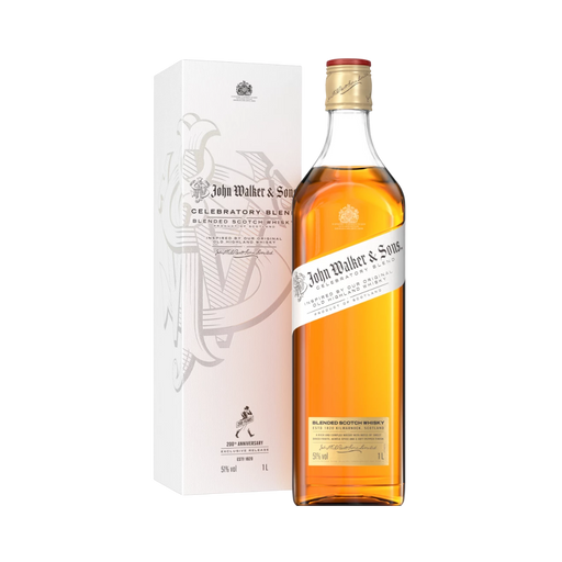 Johnnie Walker Celebratory Blend 200th Anniversary Blend - The Whiskey Dealer