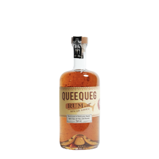 Queequeg Spiced Rum - The Whiskey Dealer
