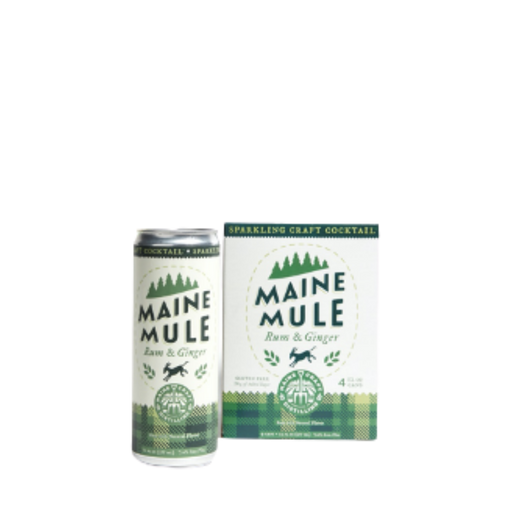 Maine Mule - 24 Pack Cans - The Whiskey Dealer