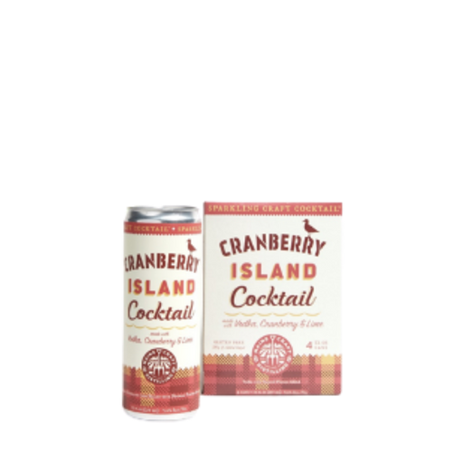 Cranberry Island Cocktail - 24 Pack Cans - The Whiskey Dealer