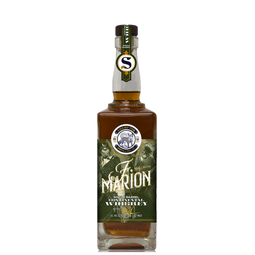 Swamp Fox Distilling F. Marrion Single Barrel Continental Whiskey - The Whiskey Dealer
