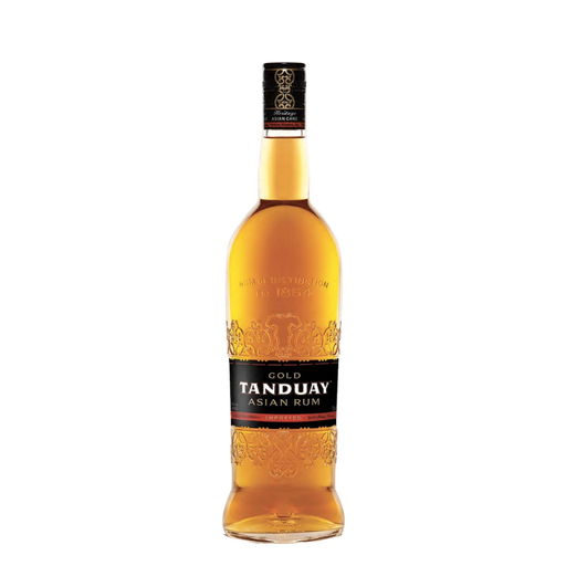 Tanduay Asian Rum Gold – 1L - The Whiskey Dealer