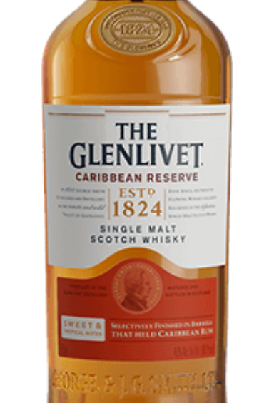 GLENLIVET CARIBBEAN RESERVE - The Whiskey Dealer