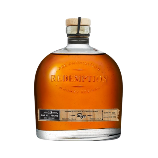 Redemption 9 Year Barrel Proof Bourbon - The Whiskey Dealer