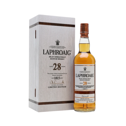 Laphroaig Scotch 28 Year Islay Single Malt - The Whiskey Dealer