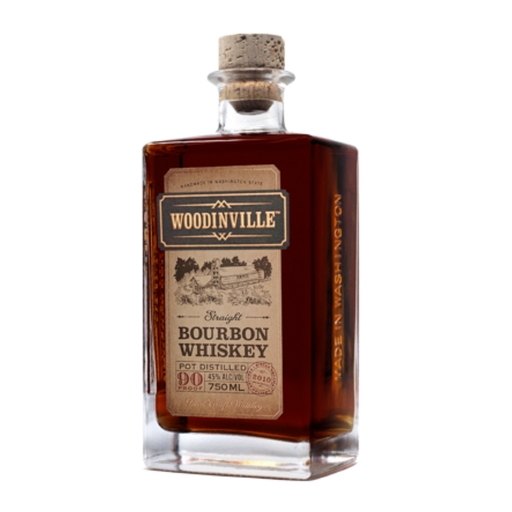 Woodinville Straight Bourbon Whiskey - The Whiskey Dealer
