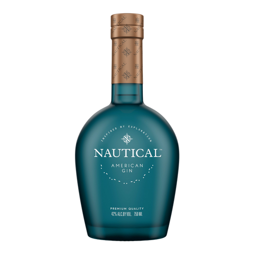 Nautical American Gin - The Whiskey Dealer