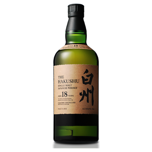 HAKUSHU 18 YEARS OLD - The Whiskey Dealer