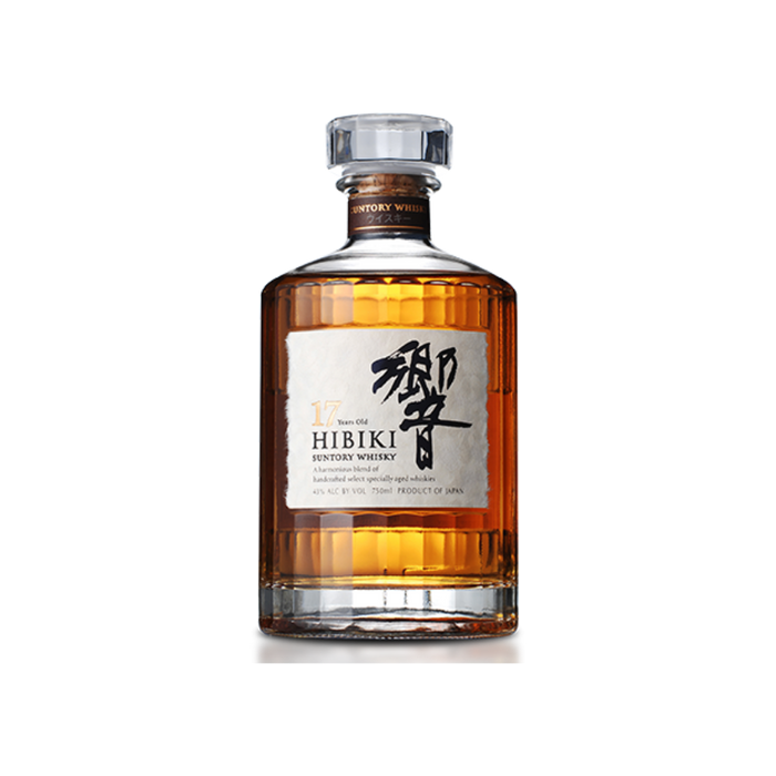 HIBIKI 17 YEARS OLD - The Whiskey Dealer
