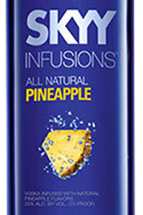 SKYY INFUSIONS PINEAPPLE - The Whiskey Dealer