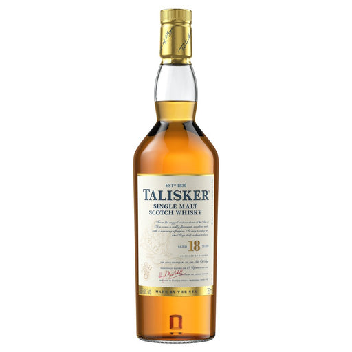 TALISKER 18 YR - The Whiskey Dealer