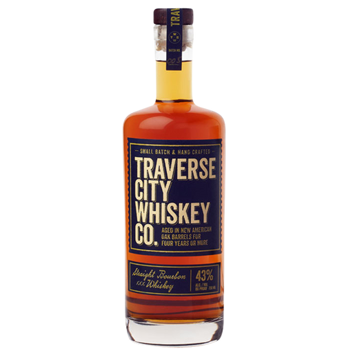 TRAVERSE CITY BOURBON - The Whiskey Dealer