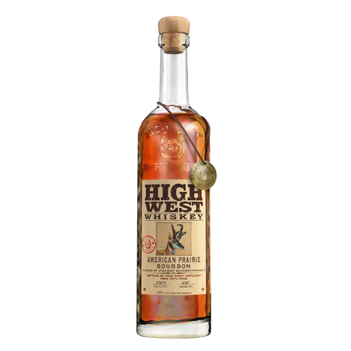 HIGH WEST AMERICAN PRAIRIE