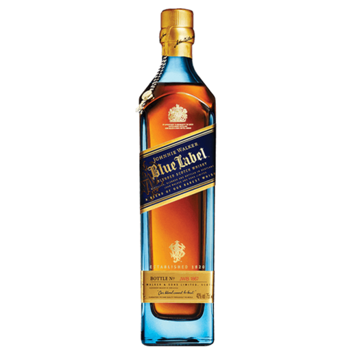 JOHNNIE WALKER BLUE 60YR - The Whiskey Dealer