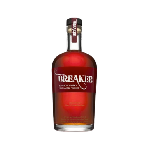 Breaker Bourbon Port Barrel