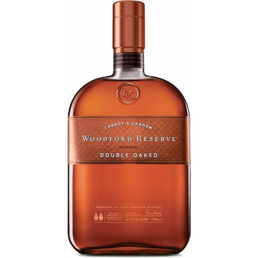 WOODFORD RES DOUBLE OAKED - The Whiskey Dealer