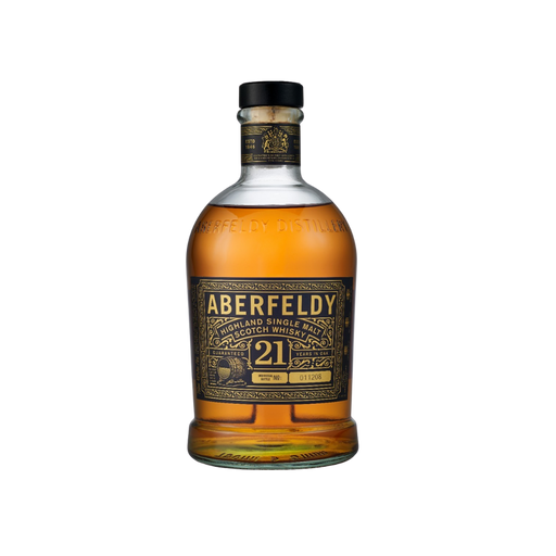 Aberfeldy 21 Year Old - The Whiskey Dealer