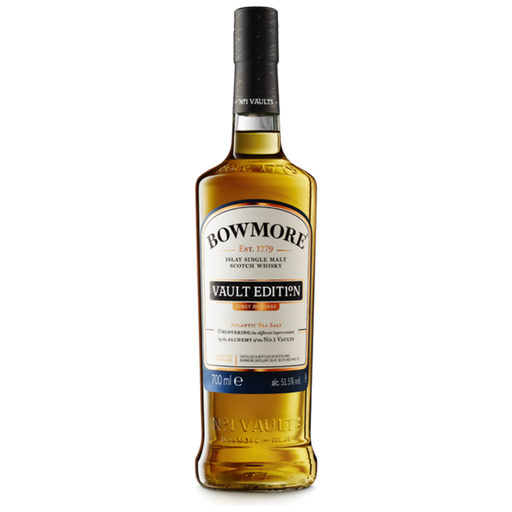 Bowmore Vault Edition Atlantic Sea Salt - The Whiskey Dealer