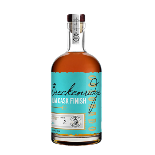 Breckenridge Rum Cask Finish - The Whiskey Dealer