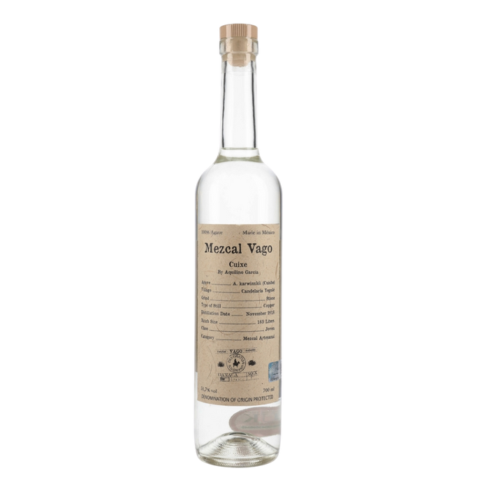 Mezcal Vago Cuixe - The Whiskey Dealer