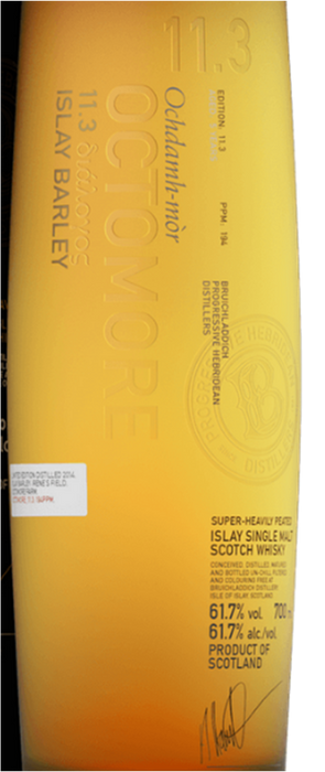 BRUICHLADDICH OCTOMORE EDITION 11.3 - The Whiskey Dealer