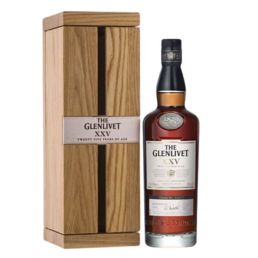 The Glenlivet XXV 25 Years Single Malt Scotch Whiskey - The Whiskey Dealer