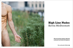 HIGH LINE NUDES | Hardcover BLACK FRIDAY SALE