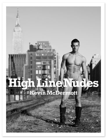 HIGH LINE NUDES | Hardcover THE BIG FALL SALE