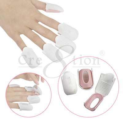 Cre8tion Reusable clip on Touch Screen - Nail Gel Remover Sets