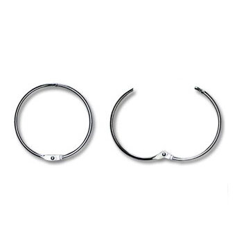 Cre8tion Metal Ring For Display Tips 35 mm