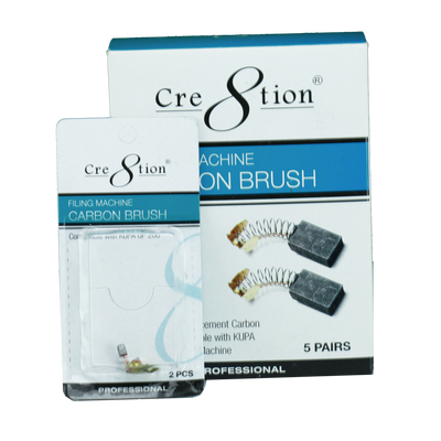 Cre8tion UP 200 Carbon Brush 2 pcs./blister, 10 blisters/box