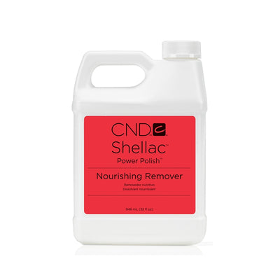 CND Shellac Soak Off Gel - Nourishing Remover 32oz