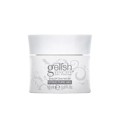 Gelish Soak Off Gel - Structure Clear Gel 0.5oz