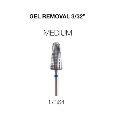 Cre8tion Gel Removal Nail Filing Bit Medium 3/32