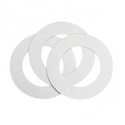 Cre8tion Wax Wamer Round Collar 50 pcs. /pack, 48 packs/case