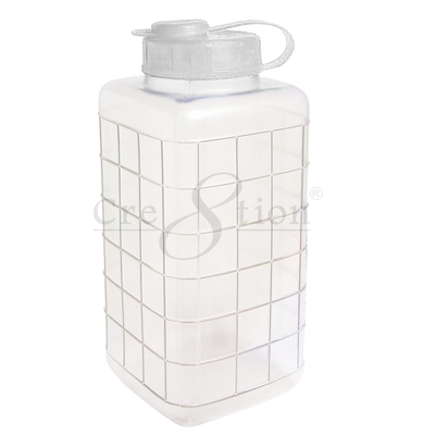 Cre8tion Cotton Container (high) 96 pcs./case 8*8*28 cm