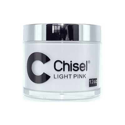 Chisel Dip Powder - Light Pink 12oz (Refill)