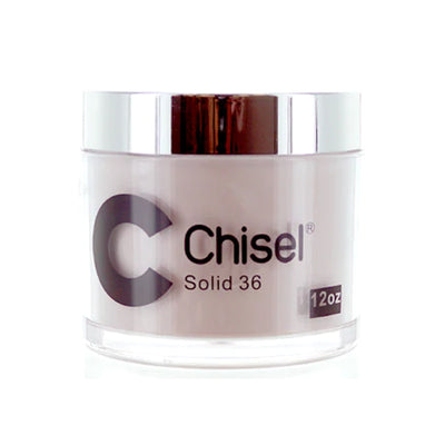 Chisel Dip Powder - Solid 36 12oz (Refill)