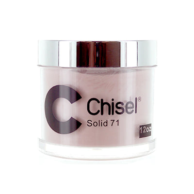 Chisel Dip Powder - Solid 71 12oz (Refill)