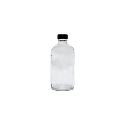 Cre8tion Clear Glass Bottle 16oz. - 12pcs./case