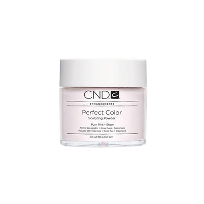 CND Acrylic Powder - Pure Pink 3.7oz