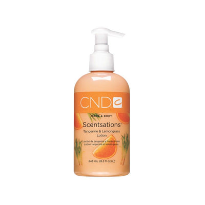CND Scentsations Lotion - Tangerine & Lemongrass 8.3oz